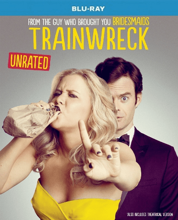 Trainwreck Blu-ray  (USED)