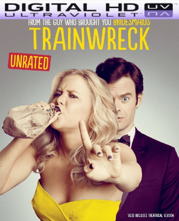 Trainwreck HD Digital Ultraviolet UV Code