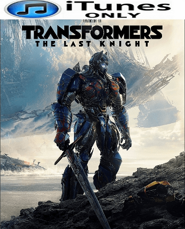 Transformers: The Last Knight HD iTunes Code