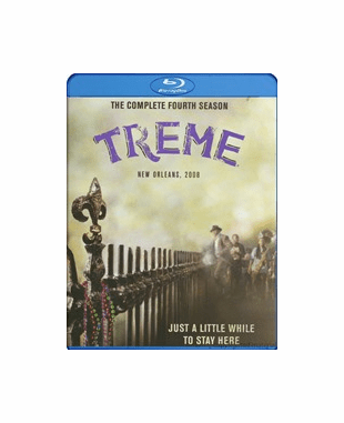 Treme The Complete Fourth Season DVD