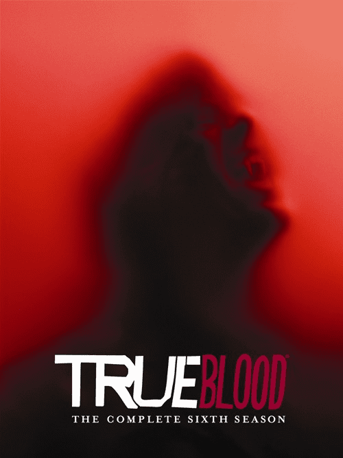 True Blood  Season 6 DVD