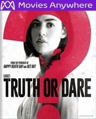 Truth Or Dare HD UV or iTunes Code