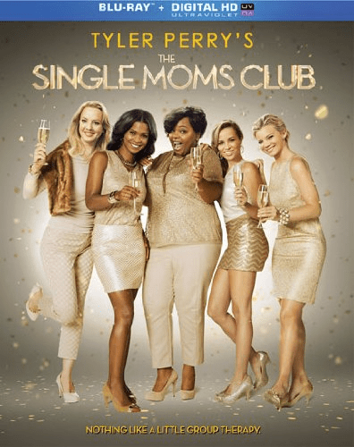 Tyler Perry's The Single Moms Club Blu-ray