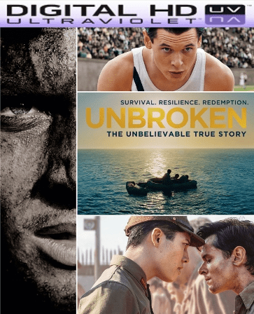 Unbroken HD Digital Ultraviolet UV Code