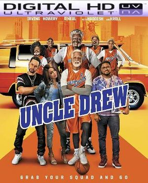 Uncle Drew HD UV Ultraviolet Code