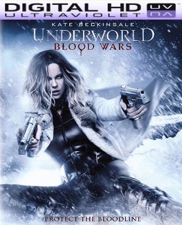 Underworld Blood Wars HD Digital Ultraviolet UV Code