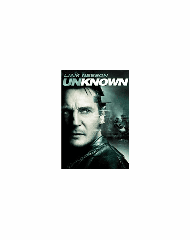 Unknown DVD Movie (USED)