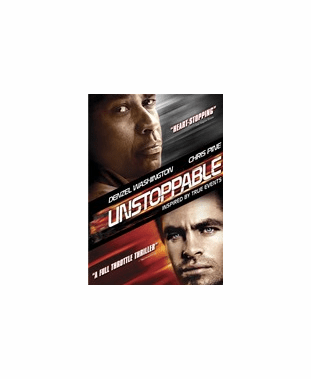 Unstoppable DVD Movie