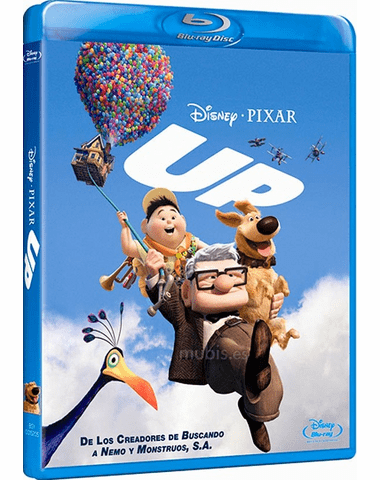 Up Blu-ray + Bonus Features Blu-ray