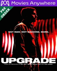 Upgrade HD UV or iTunes Code via MA (PRE-ORDER WILL EMAIL ON OR BEFORE BLU RAY RELEASE )