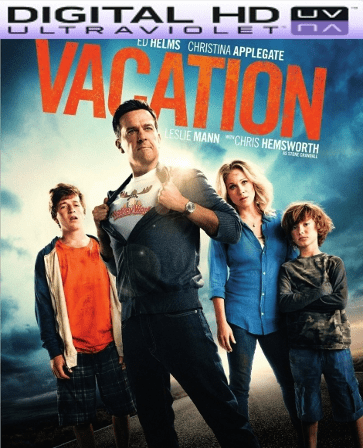 Vacation HD Digital Ultraviolet UV Code