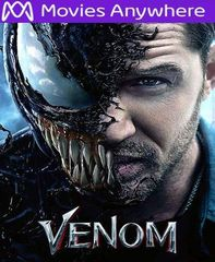 Venom HD UV or iTunes Code via MA