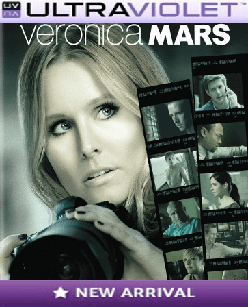 Veronica Mars SD Digital Ultraviolet UV Code