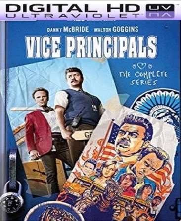 Vice Principals: The Complete Series SD Vudu (Insta Watch)