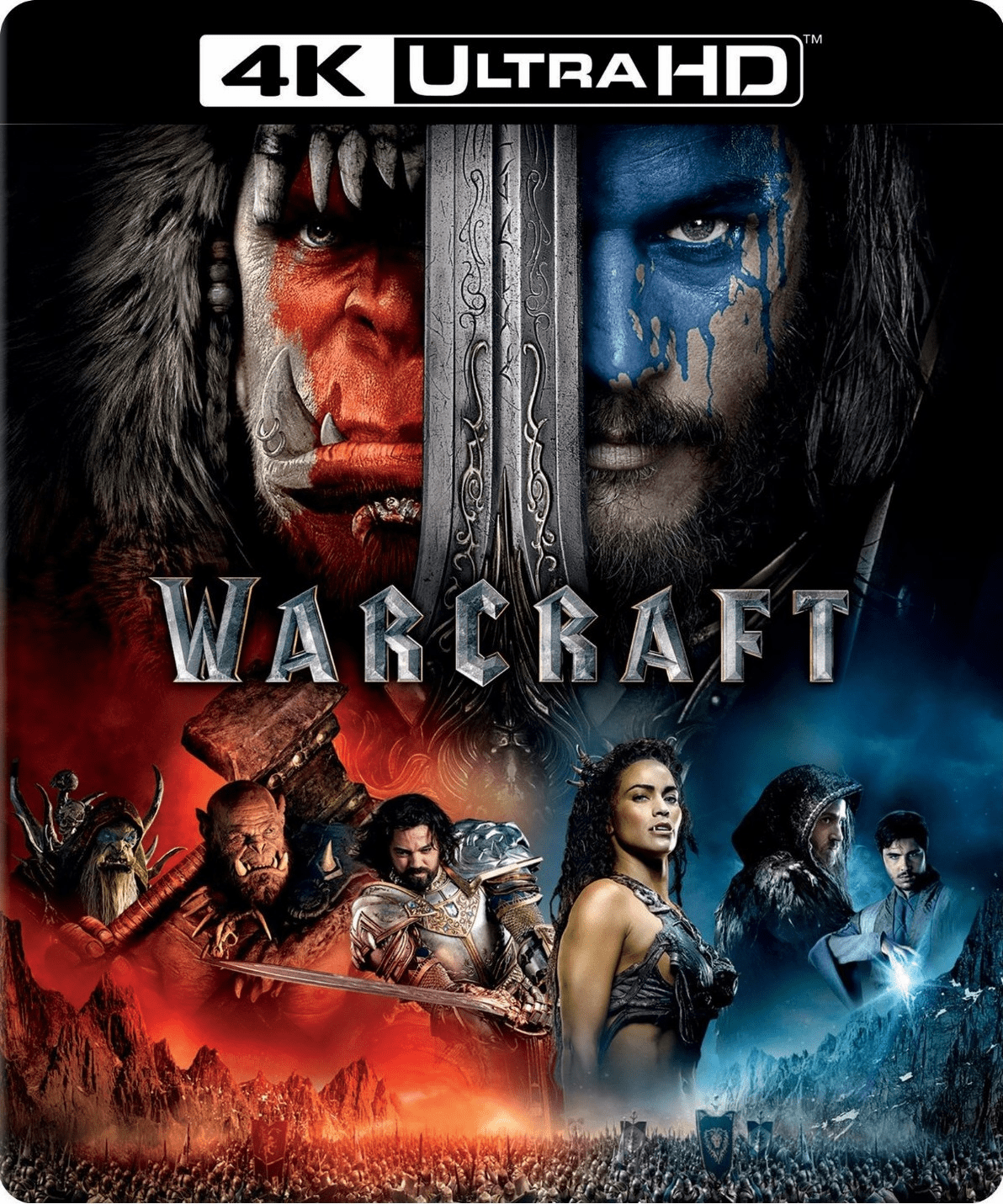 Warcraft 4K Ultra HD