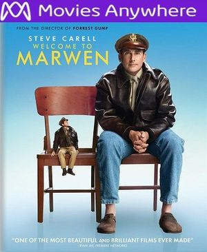 Welcome to Marwen HD UV or iTunes Code via MA