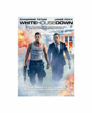 White House Down DVD