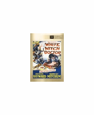 White Witch Doctor DVD Movie (1953)