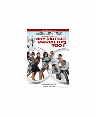 Why Did I Get Married Too DVD Movie