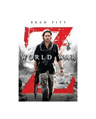 World War Z DVD Movie