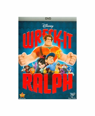 Wreck It Ralph DVD (USED)