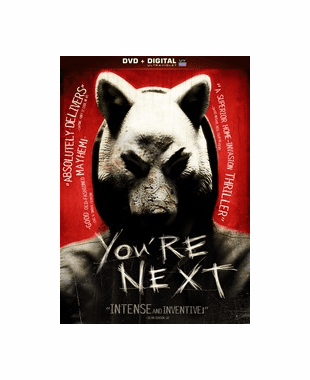 You're Next (DVD + UltraViolet)
