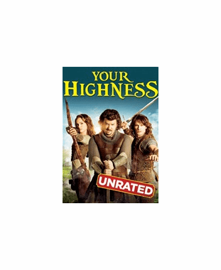 Your Highness DVD Movie
