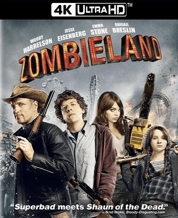 Zombieland 4k Vudu Ports To Movies Anywhere & iTunes (Insta Watch)