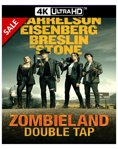 Zombieland: Double Tap 4K Vudu Ports To Movies Anywhere & iTunes