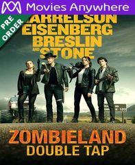 Zombieland: Double Tap HD Vudu or iTunes Code via MA (PRE-ORDER WILL EMAIL ESTIMATED Jan 14-17)