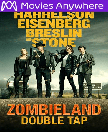 Zombieland: Double Tap HD Vudu Ports To Movies Anywhere & iTunes (Insta Watch)