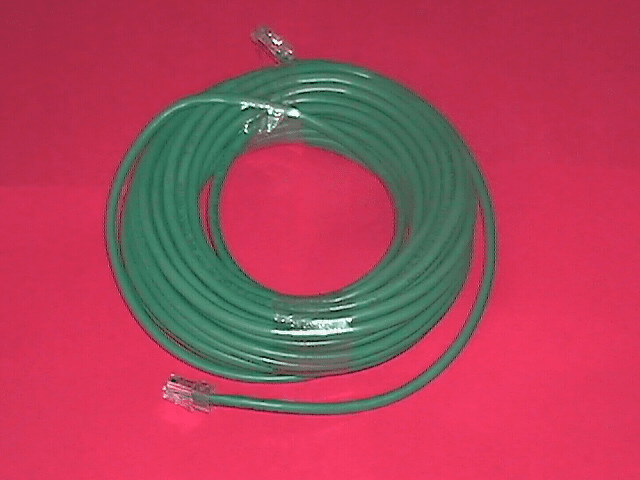 CAT-5 E Cable Bootless 10ft