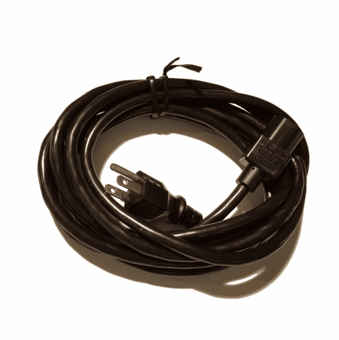Clearance 12 - 9ft Computer Power Cord - NEMA5-15P to C13 ONLY $0.84 each
