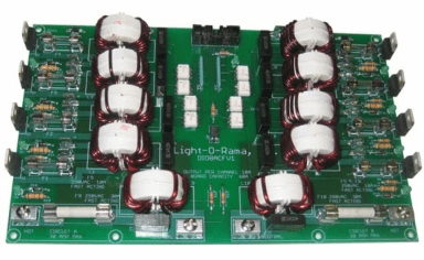 DIO32 High Current Dimmer