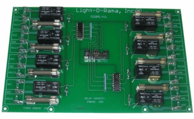 DIO32 Relay Card (8 channels)