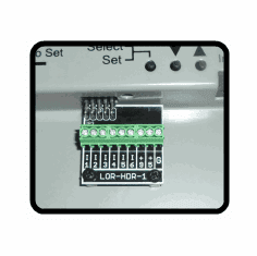 LORxxxx Input Connector (3 or 6 inputs)