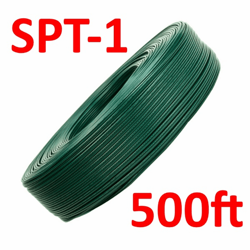 SPT-1W Wire Green (500ft)