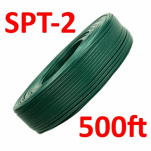 SPT-2W Wire Green (500ft)