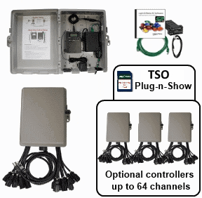 TSO ShowTime Central Starter Package