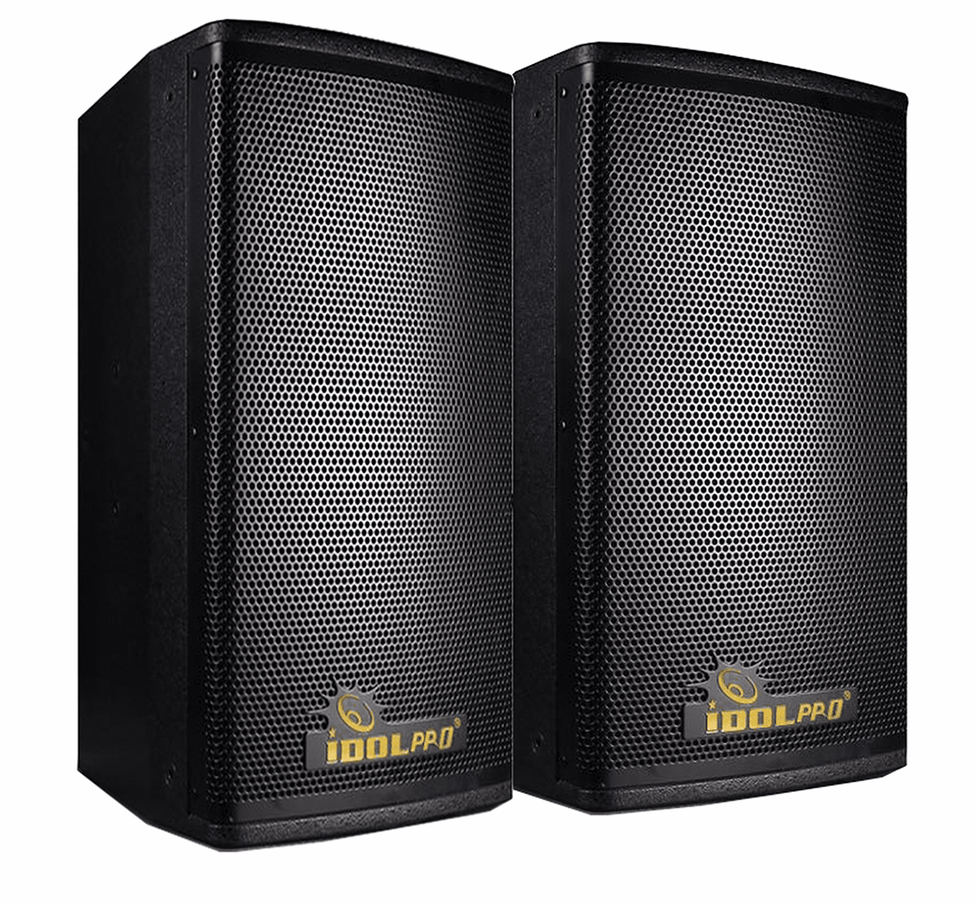 "IDOLpro IPS-2000 1500W High-Output Sharp & Powerful Sound Full Range Professional Karaoke Speakers  <font color="" orange"">Discontinued </font>"