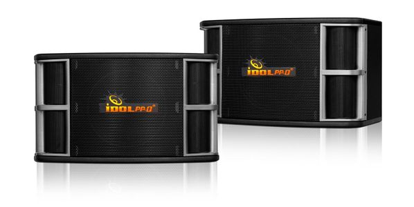 "IDOLpro IPS-650 800W 10""Woofer  3 Way Professional Karaoke Speakers"