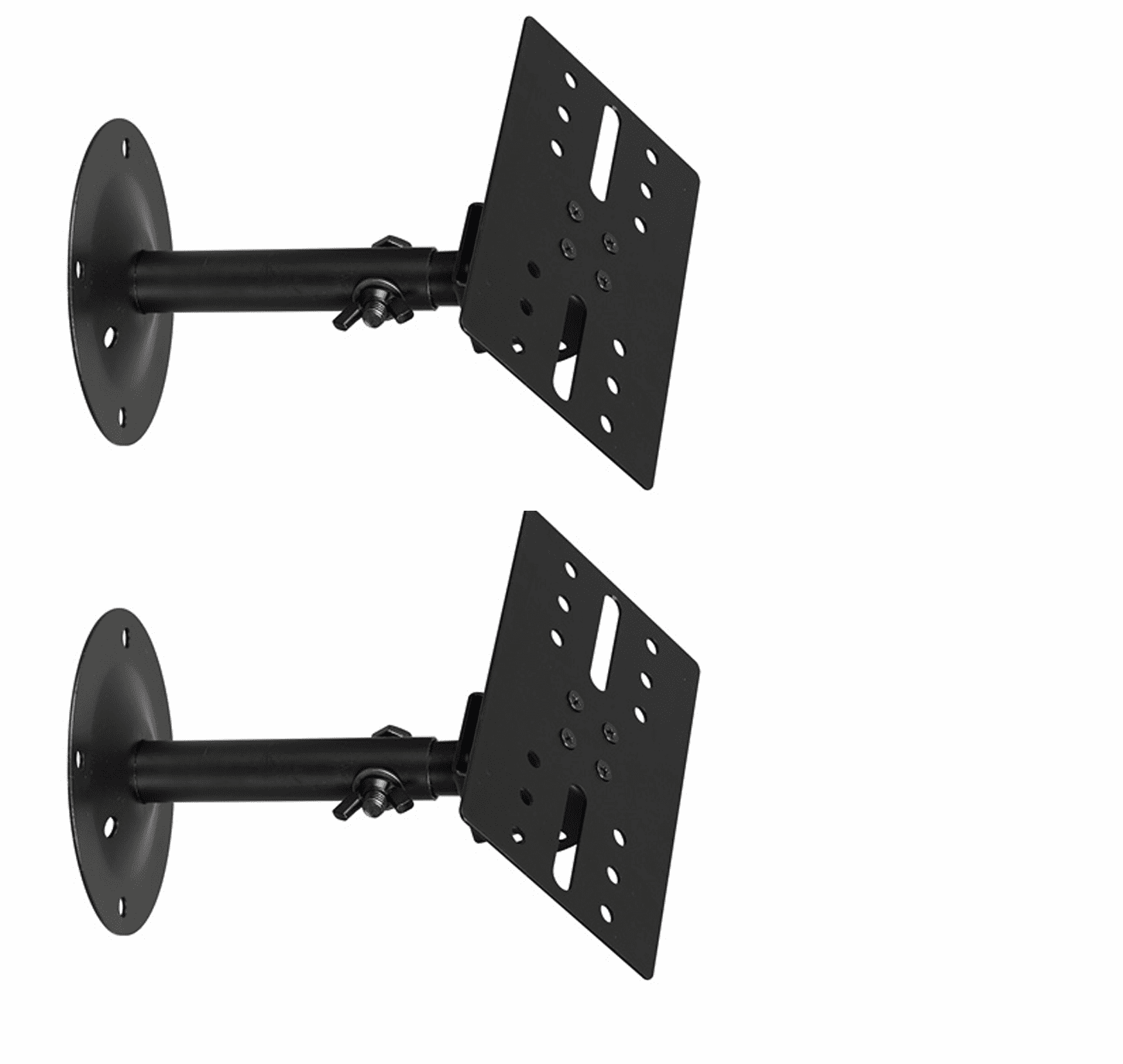 IDOLpro SPS-507 Angle Adjustable Wall Bracket Speaker Stand (Pair)