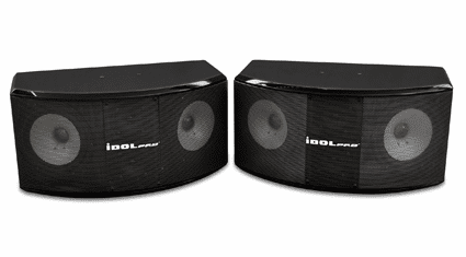 IPS-700 700W Professional Dual-Midbass Vocal Karaoke Speakers