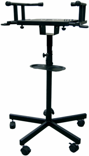 "KMS101 Professional TV Stand /w Wheels & Safety Locks <font color="" orange""><b>Discontinued </b></font>"