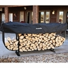 1/2 Cord Woodhaven Courtyard Large Firewood Rack - Out of Stock until Aug