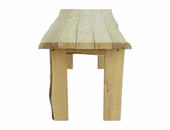 6ft Autumnwood Table Set with 6 Two Foot Wildwood Benches