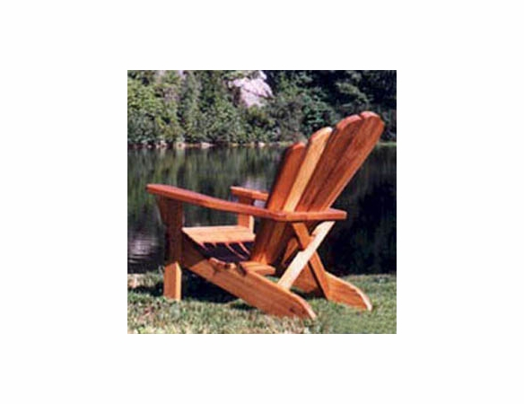 Adirondack Chair: Signature Series - Out of Stock 'til Spring 2021