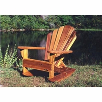Adirondack Rocker: Signature Series - Out of Stock 'til Spring 2021