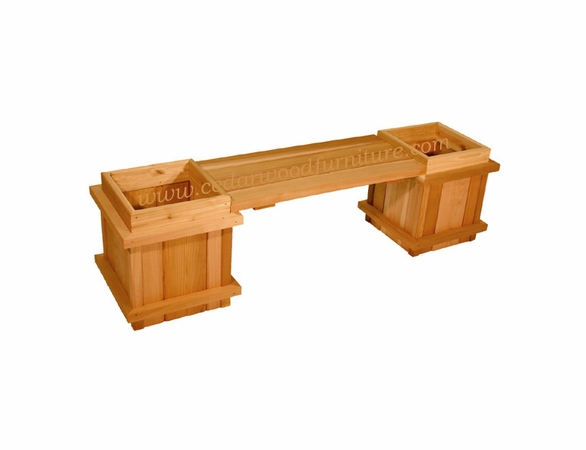 Bench Planter 3-pc./ 5-pc. Sets