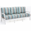 Berlin Gardens Resin Classic Terrace Sofa